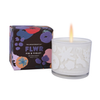 WIDDOP The Aromatherapy Co 100g FLWR Candle - Fig & Violet
