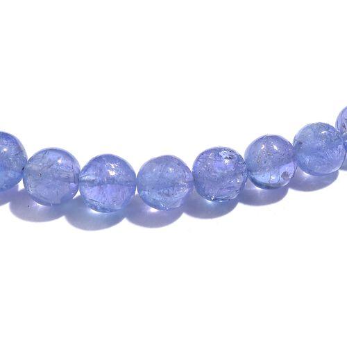 Limited Available - ILIANA 18K Yellow Gold Extremely Rare Tanzanite Necklace (Size 18) 100.000 Ct.
