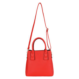 2 Piece Set - Kris Ana Crossbody Bag - Red