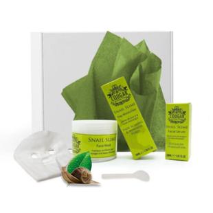 CB&CO: Snail Gift Set (Incl. Snail Facial Serum - 30ml, Snail Face Mask & Snail Day Moisturiser - 50