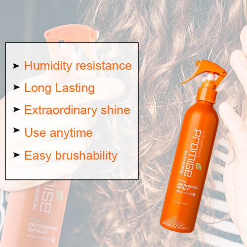 Promise - Contour Designing Humidity Spray - 300ml