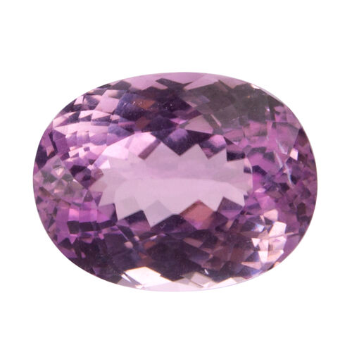 Kunzite (Oval 14x11 Faceted 3A) 10.800 Cts