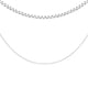 Sterling Silver Box Chain (Size 20)