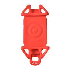 Wesdar Mobile Stand/Mount for Bike in Red