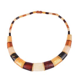 Baltic Amber Necklace (Size 18) 100.000 Ct.