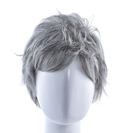 Easy Wear Wigs: Clare - Dark Grey