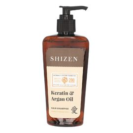 SHIZEN Keratin Argan & Oil Hair Shampoo