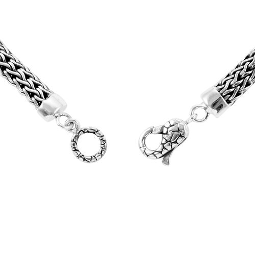 Bali Legacy Collection Sterling Silver Necklace (Size 20), Silver wt 64.96 Gms.