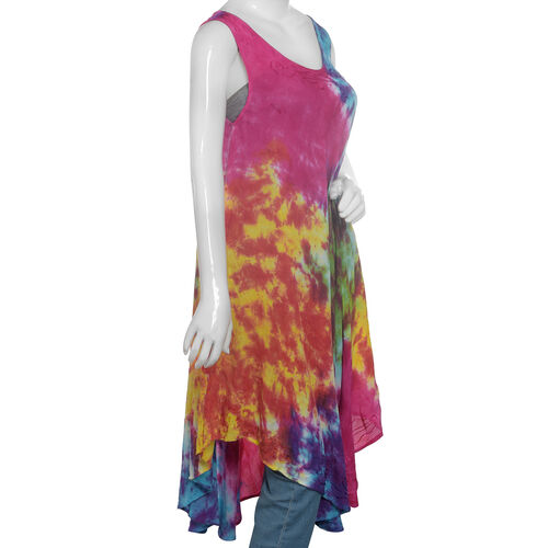 New For Season -Blue, Pink and Multi Colour Printed Apparel (Free Size)