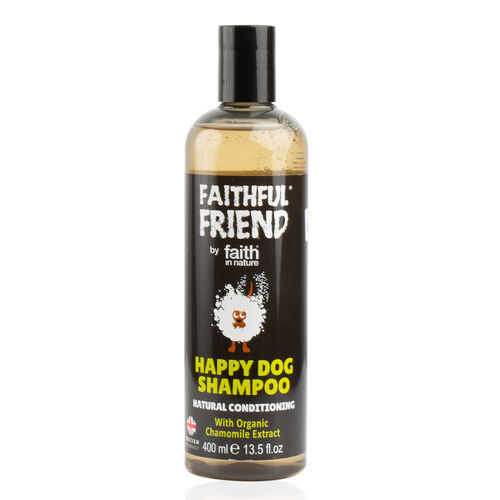 (Option 1) Happy Dog: Chamomile Shampoo - 400ml