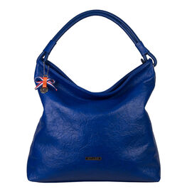Bulaggi Collection - Sabrina Hobo Bag (Size 35x34x13 Cm) - Cobalt Blue