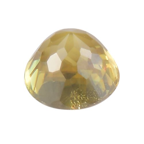 Sphene Round 6 Faceted 1A 1.30 Cts