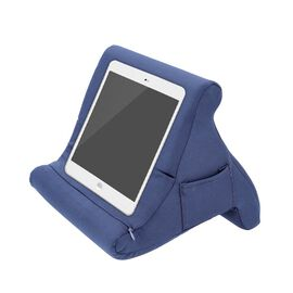 Multi-Angle Tablet Pillow Stand Phone Holder with Shungite (Size 29x25 Cm)