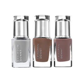 Leighton Denny: Greige Trio (Incl.Have It Your Grey, On the Rocks & Supermodel) - 3x12ml