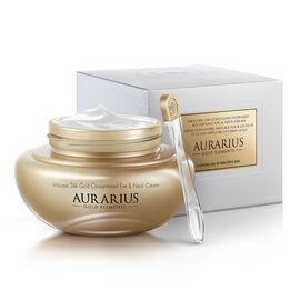 Aurarius: Virtuose 24k Gold Concentrated Age-Defying Eye, Face & Neck Cream - 60ml