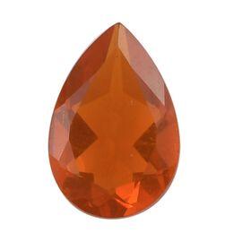 AAA Fire Opal Prism 6x4mm -0.26 Ct