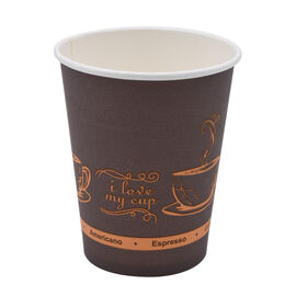 8 oz Single Wall Printed Cups (Pack of 50)