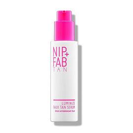 NIP+FAB: Faux Tan Luminize Serum - 100ml