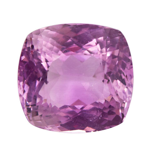 Kunzite (Oval 14x13 Faceted 3A) 14.440 Cts
