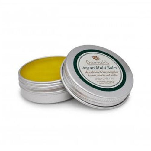 Alicia Douvall- Argan Oil Multi Purpose Balm Travel size pack 30 grams