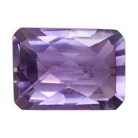Pink Amethyst  Octagon 14x10mm  6.75 CT