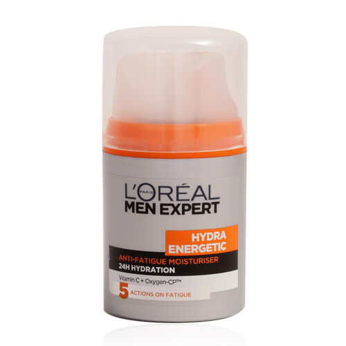 LOreal: Men Expert Hydra Energetic Daily Moisturiser - 50ml