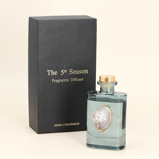 The 5th Season Scent Artistic Conception Fragrance Diffuser Crystal Hole Agate High Bottle