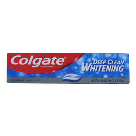 Colgate Deep Clean Whitening Toothpaste - 100ml
