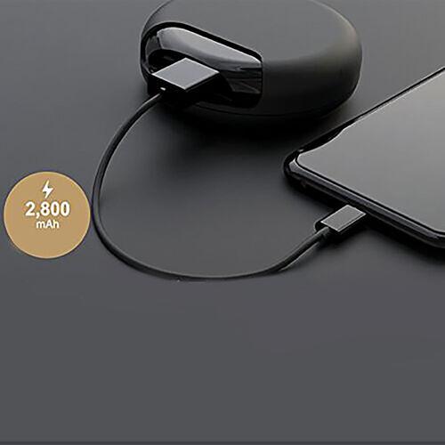 New Arrival- True Wireless Acoustic In-Ear Earphones in Black