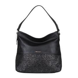 Bulaggi Wave Hobo Bag in Black