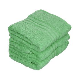 Set of 3 - Egyptian Cotton Terry Hand Towel - Sage
