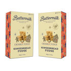 Buttermilk 2 x 100g Festive Mince Pie Fudge Bundle