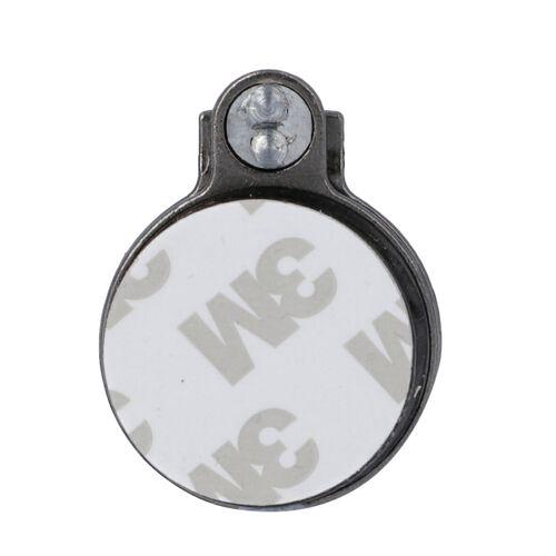 Black and White Shungite Plate Phone Holder (Size 4x3x1 Cm)