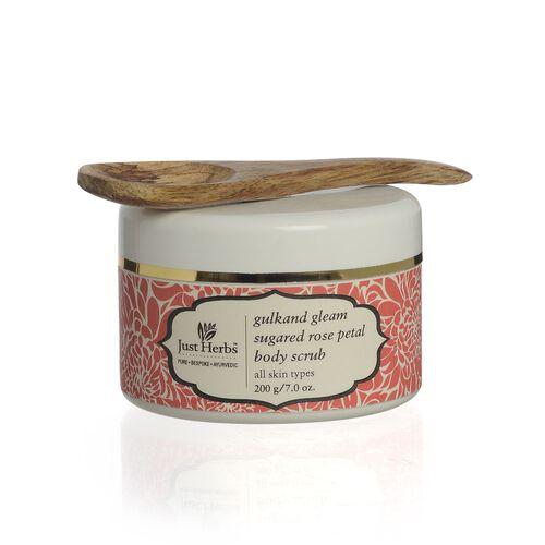 Just Herbs Body Scrub or Polisher (200g)
