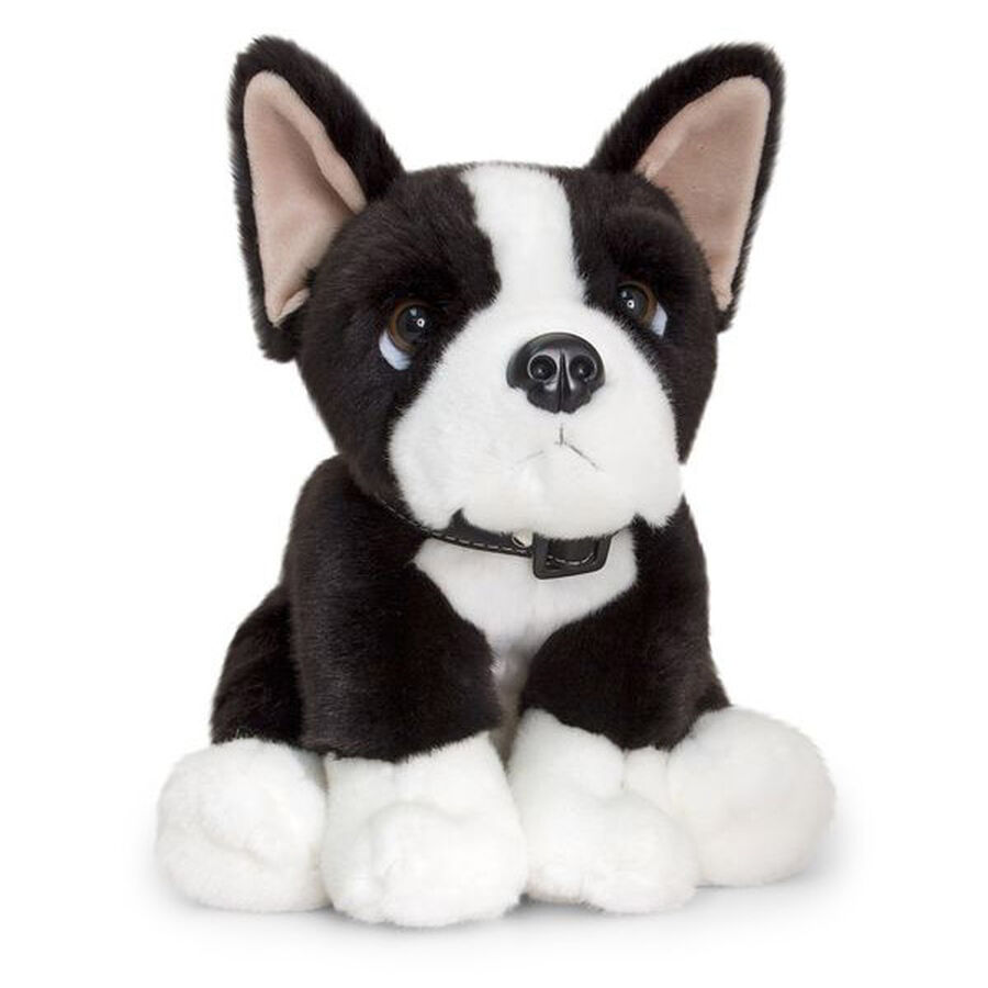 Easter Special Keel Toys Black And White Colour Boston