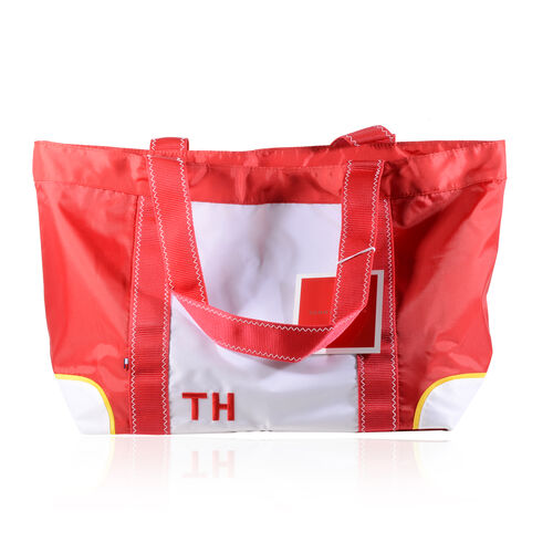 Tommy Hilfiger Tote Bag (Size Top 56, Bottom 40x20x34 Cm) - Red