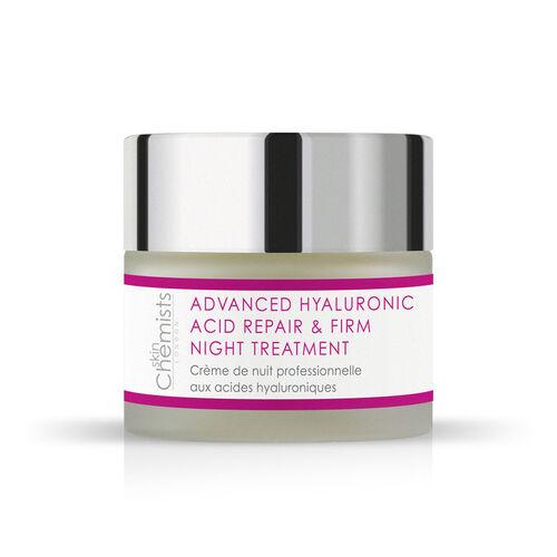 skinChemists: Advanced Hyaluronic Acid Repair & Firm Night Treatment - 50ml