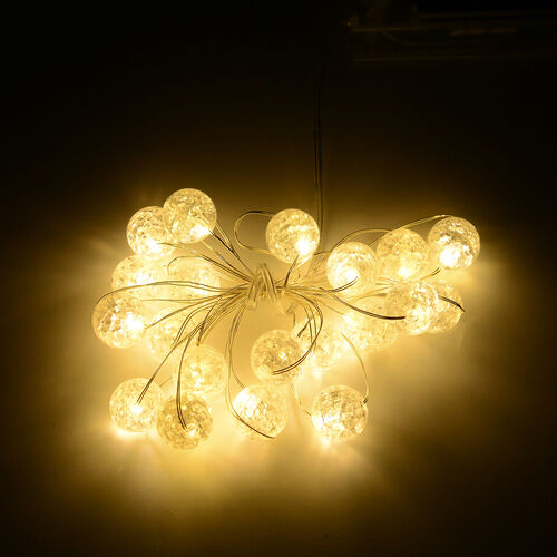 Home Decor - Set of 2 20PCS LED Light