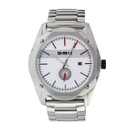 DMC Live The Dream Japanese Movement Watch in Stainless Steel