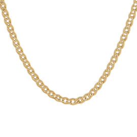 Italian Made - 9K Yellow Gold Chain (Size 24), Gold wt. 3.30 Gms