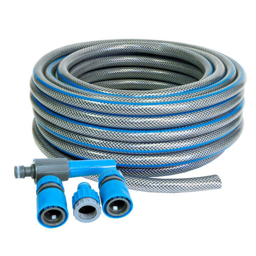 ROLSON Garden Hose 15m with Accessories