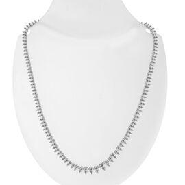 Super Auction - RHAPSODY 950 Platinum IGI Certified Diamond (Rnd) (VS/E-F) Necklace (Size 16.75) 5.0