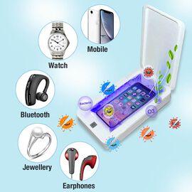 Super Auction - Portable 5V Multi-Function UV Light Steriliser - White