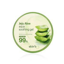 Skin79: Jeju Aloe Aqua Soothing Gel - 300g