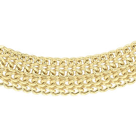 9K Yellow Gold Chain (Size 18), Gold wt 6.70 Gms