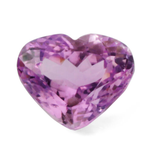 Kunzite (Heart 13.5 Faceted 4A) 11.130 Cts