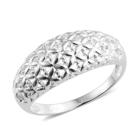 Sterling Silver Ring, Silver wt 3.04 Gms.