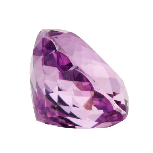 Kunzite (Oval 14x13 Faceted 3A) 12.950 Cts