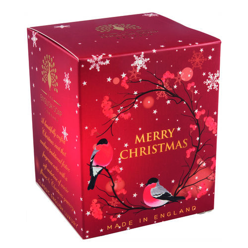 The English Soap Company: Pure Soy Wax Candle - Merry Christmas