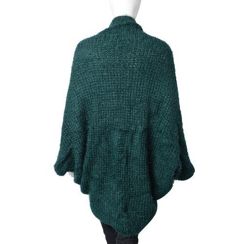 Green Colour Kimono (Size 105x50 Cm)